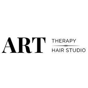 Art Therapy Hair Studio Logo