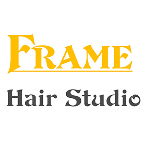 Frame Hair Studio Logo